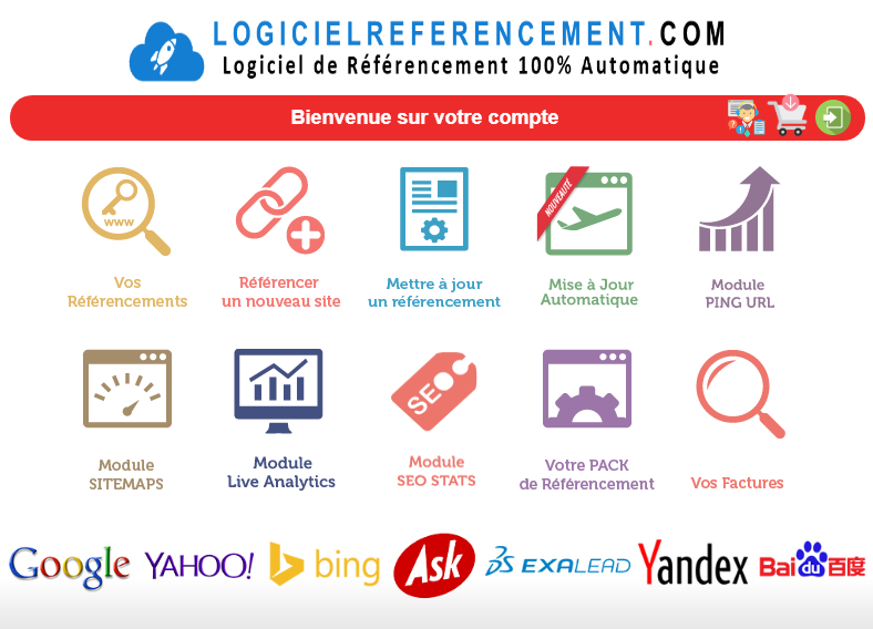 Comment Referencer Son Site Gratuitement - Referencer Un Site Sur