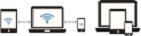 Logiciel 100% compatible sur Windows, Mac, Linux, iOS, Android et bien d'autres...