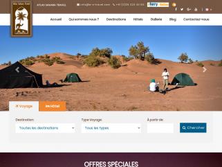 Atlas Sahara der Spezialist für Marokkoreisen