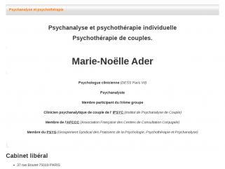 Psychologue Psychothérapeute, Psychanalyste