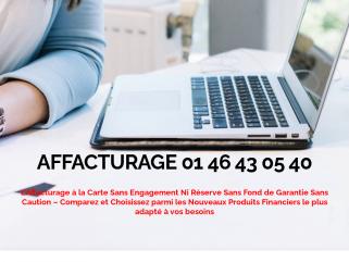 L'AFFACTURAGE PONCTUEL pour les Entreprises liées aux Métiers ...