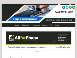 SAVEMYPHONE - Réparation iPhone iPad iPod PRO en Express