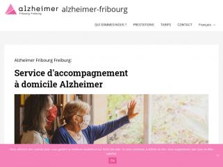 Alzheimer Fribourg