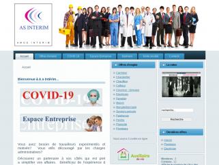 Agence Amos interim  europeenne