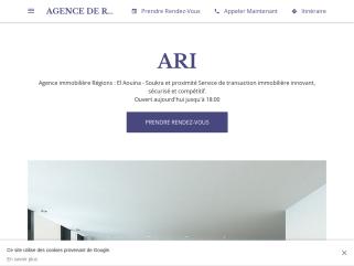 AGENCE DE RÉSEAU IMMOBILIER ( ARI )