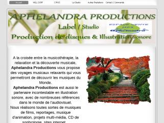 Aphelandra Productions