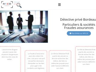 Détective privé Bordeaux, mais aussi en Gironde, et Nouvelle Aquitaine pouvant intervenir sur le plan national et international