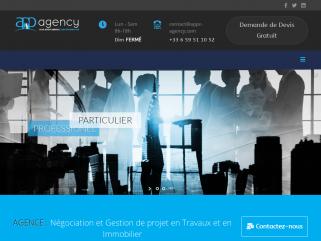 AGENCE : Négociation et Gestion de projet en Travaux et en Immobilier.
