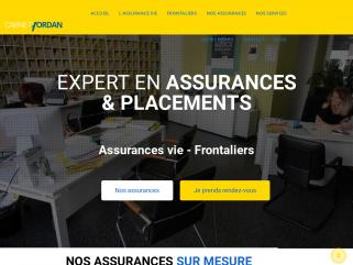 Cabinet assurances Raoul JORDAN - AVIVA -AFER