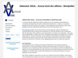 Avocat en droit des affaires, droit commercial, droit du travail, droit de la concurrence, droit de la propriété intellectuelle, droit des sociétés, à Montpellier, Languedoc-Roussillon.