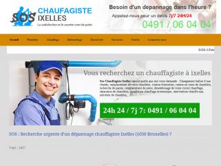 0491 / 06 04 04 - Services dépannage chauffagiste bruxelles (ixelles)