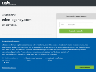 Eden Agency - Creation de site internet