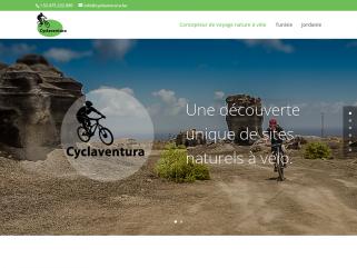 Concepteur de voyage nature à vélo