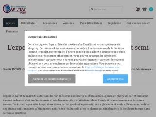 Le spécialiste des défibrillateurs en Touraine et tours