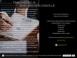 Entreprise d'électricité générale paris & ile de France