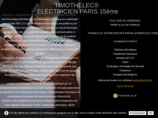 ÉLECTRICITÉ GÉNÉRALE PARIS & ILE-DE-FRANCE