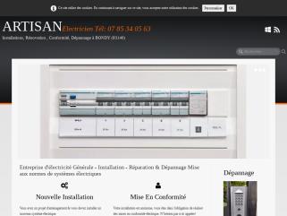 Votre electricien bondy rue Roger Salengro (centre ville)