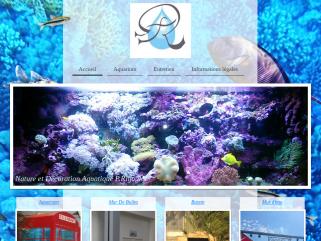 Services aquarium