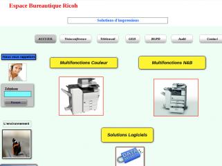 Solution d'impressions, GED, Multifonctions, Duplicopieurs et IT