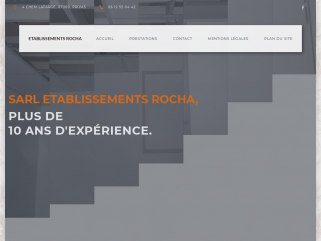 Etablissements rocha