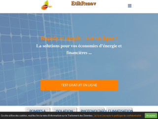 Energies Nouvelles Renouvelables Occitanie    EtikRenov
