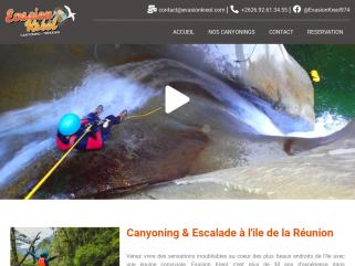 Canyoning  Trekking evasionkreol