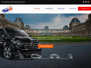 Shuttle in Paris 