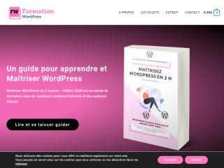 Formation Wordpress