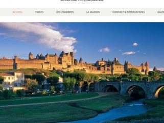 A quelques pas de la Cité de Carcassonne et son arrivée majestueuse par la Porte d'Aude ou plus traditionnelle par la Porte de Narbonne, un gîte de tout confort avec garage privé et fermé.