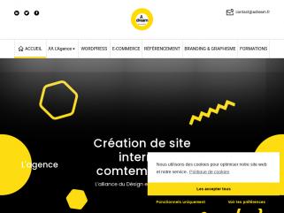 Agence web création site internet Montpellier