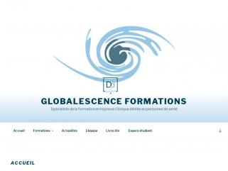 Globalescence - Formations Hypnose Médicale et Thérapeutique