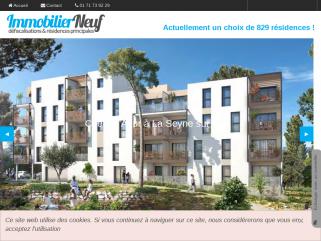 Programmes Immobilier Neuf en Loi Pinel