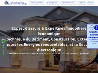 Expertise immobilière tous sinistres en  bâtiment, construction, énergies renouvelables.