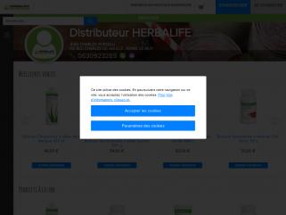 Distributeur Herbalife