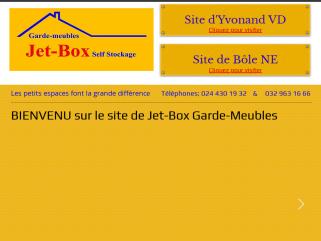 Jet-box Garde-meubles