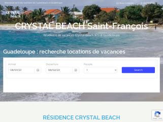 Crystal Beach Saint-François Guadeloupe 97118