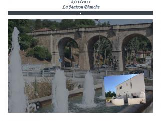Location hébergements PMR T2 curistes à Lamalou les bains