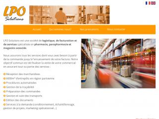 Lpo Solutions Logistique facturation et services