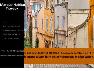 Entreprises sélectionnées pour tous vos projets de rénovation, extension, aménagement, marquehabitat Travaux accompagne tous vos projets