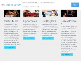 MECS TTBM blog gay de bogoss bien montés et minet a GROSSE BITE ils ont des QUEUE ENORMES