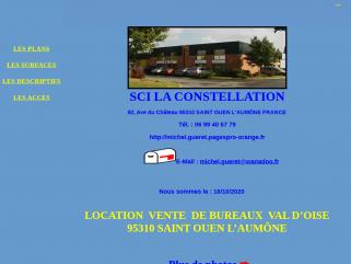 Location vente de bureaux dans le val-d'Oise 95310 Saint Ouen l'Aumône val-d'Oise Paris ile-de-France.