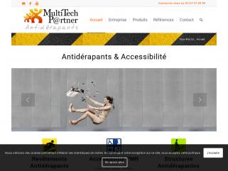 Multitech Partner - Antidérapants & Accessibilité