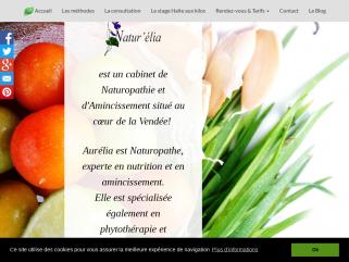 Natur'élia est un cabinet de Naturopathie situé au cœur de la Vendée