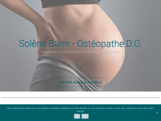 Solène Barre - Osteopathe D.O