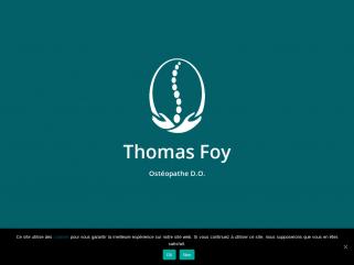Ostéopathe Coubert 77170 - Thomas Foy