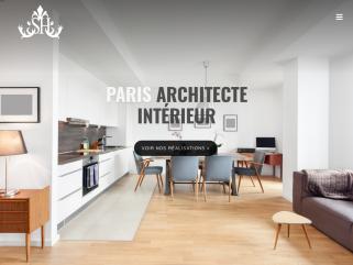 Architecte intérieur de Paris