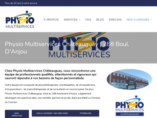 Physio Multiservices Châteauguay