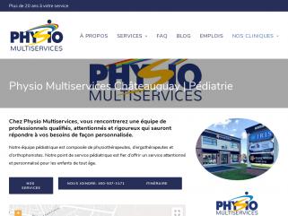Physio Multiservices Pédiatrie