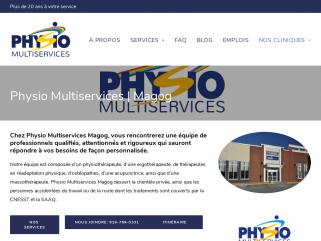 Physio Multiservices Magog