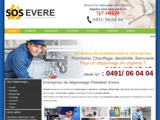 0491 / 06 04 04 - Services dépannage général bruxelles (evere)